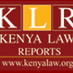 Kenya Law Journals